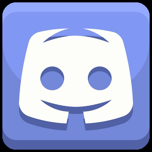 Brand chat communication discord logo messgae icon
