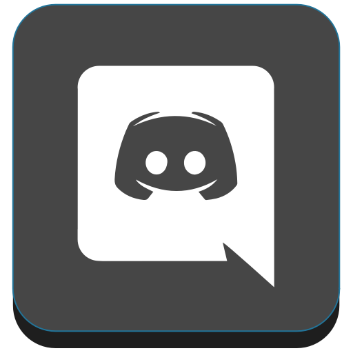App chat discord game gamer social icon