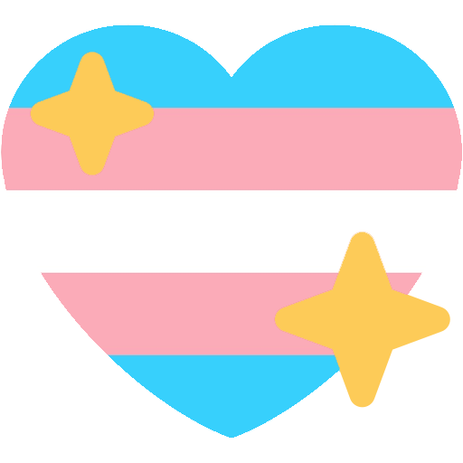transprideheart  Discord Emoji