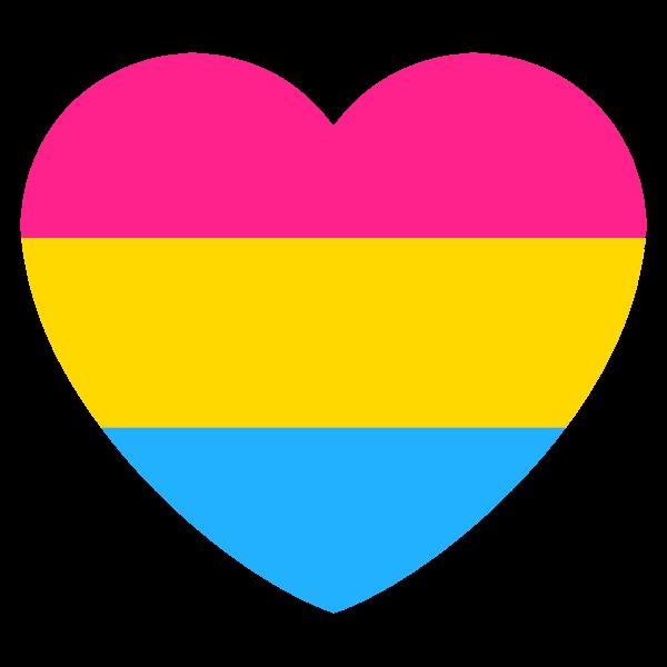 Pansexualheart  Discord Emoji