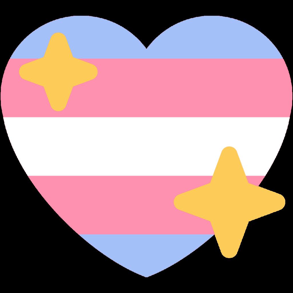 HeartTrans  Discord Emoji