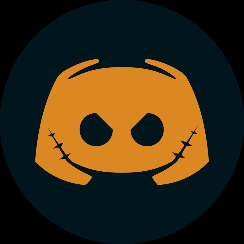 Creepy Discord Icon  Logo Remix by treetoadart on DeviantArt