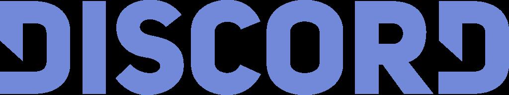 FileDiscord Color Text Logo No Paddingsvg  Wikimedia
