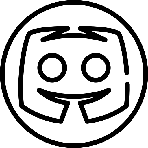 Discord Icon Png Black  WICOMAIL