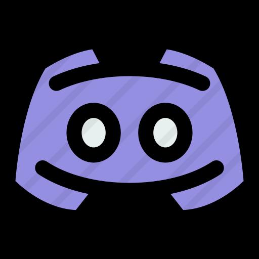 Discord - Free logo icons - Discord Logo Outline