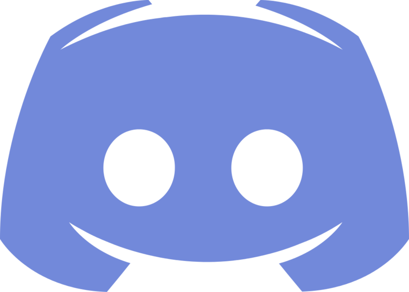 Discord Svg Chat  Transparent Background Discord Logo