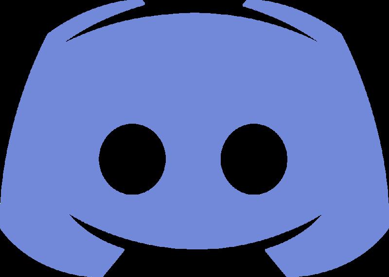 Discord Svg Chat  Transparent Background Discord Logo Transparent  Transparent Cartoon  Jingfm