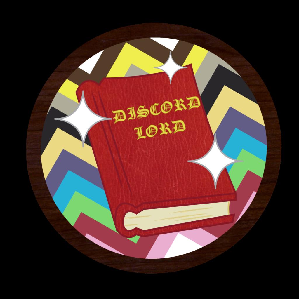 Discord Lord Logo by AquaticNeon on DeviantArt