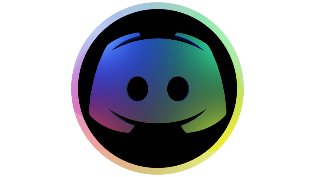 I remade the Discord icon  blender