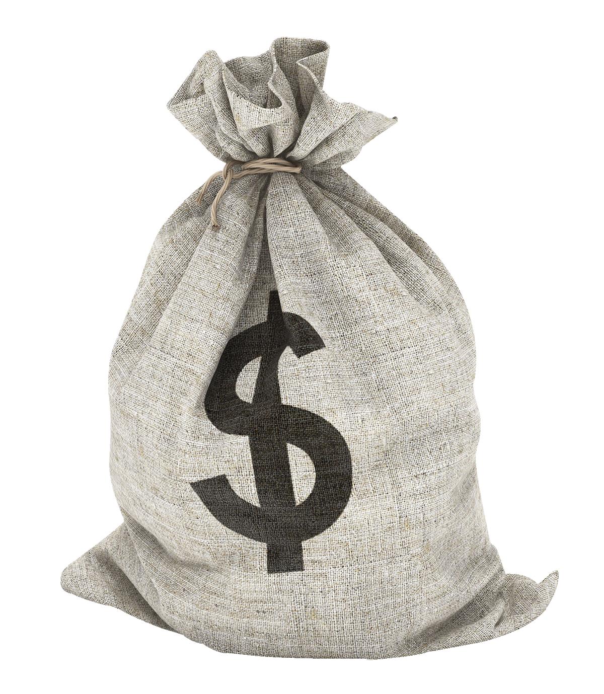 Money Bag PNG Image - PurePNG | Free transparent CC0 PNG ... - Dollar Sign Money Bag