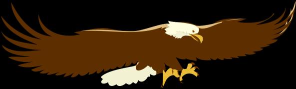 Landing Bald Eagle Png Clip Art  Soaring Eagle Clip Art