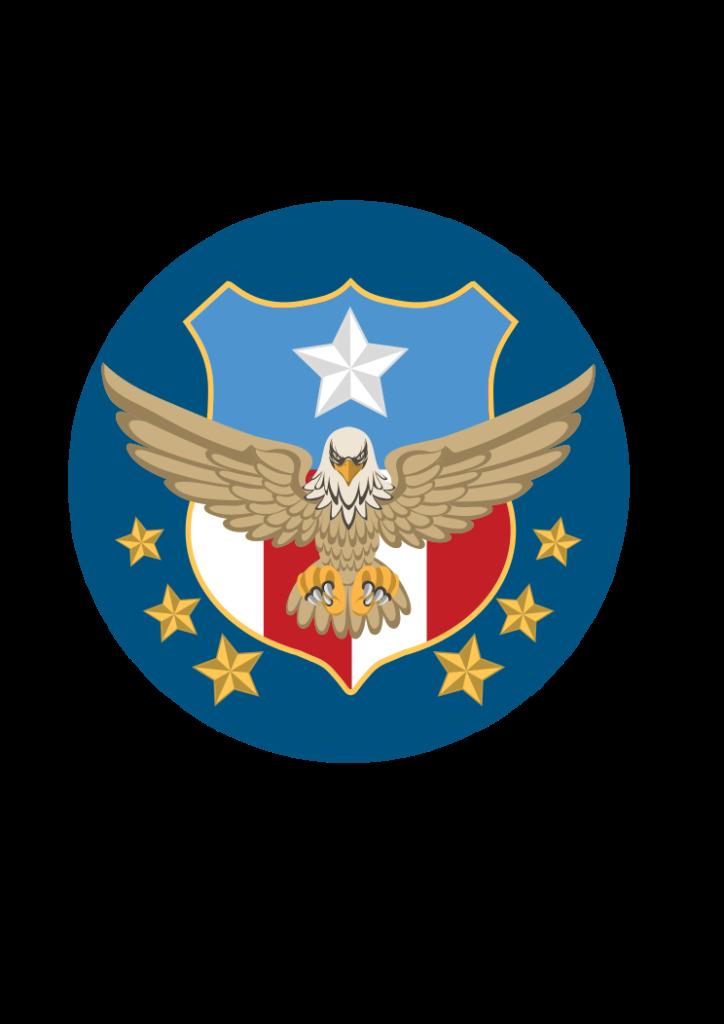 Eagle Crest Free SVG File  SvgHeartcom