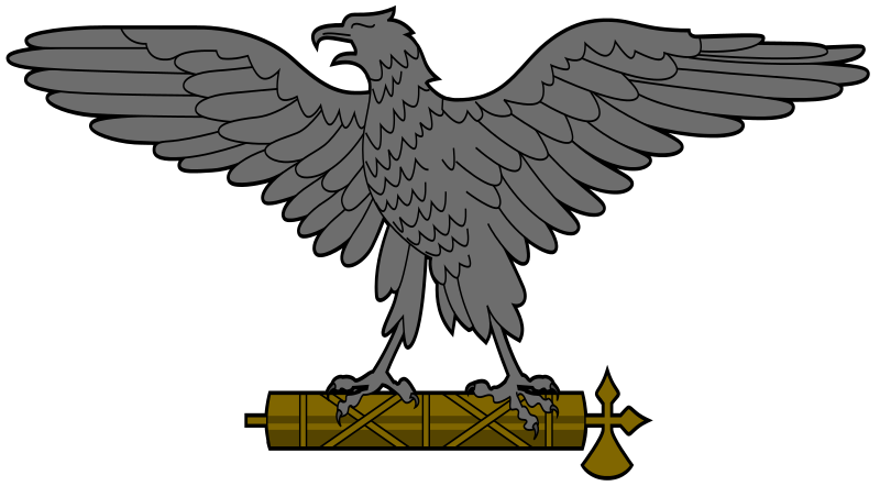 FileEagle with fasces moddedsvg  Wikimedia Commons