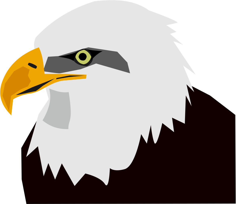 File:Eagle head.svg - Wikimedia Commons - Eagle SVG
