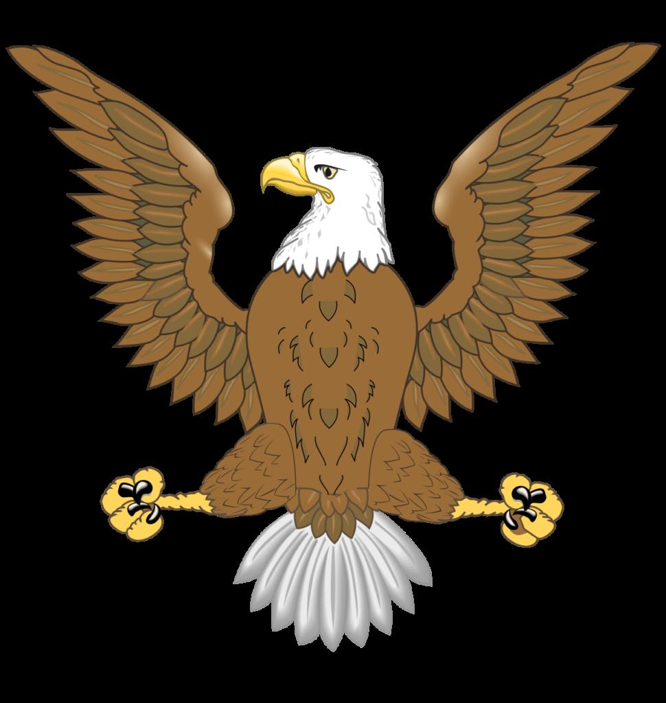 FileHeraldic bald eaglesvg  Wikimedia Commons