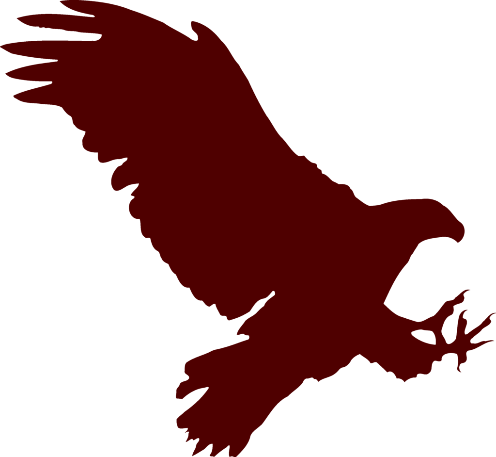 Eagle Flying Silhouette at GetDrawings  Free download