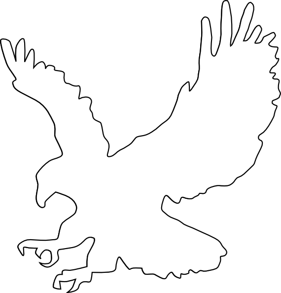 Best 25 Eagle outline ideas on Pinterest  Eagle