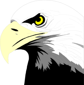Bald Eagle Silhouette Pattern at GetDrawings  Free download