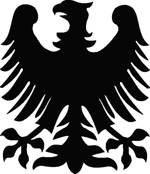 Eagle Silhouette Clip Art at Clkercom  vector clip art