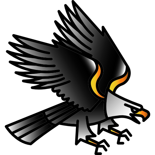 Bald Eagle Old school tattoo Computer Icons  eagle png