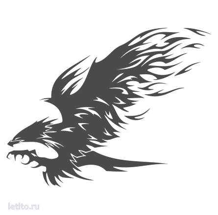 Eagle Tattoo Tribe Symbol Clip art  eagle png download