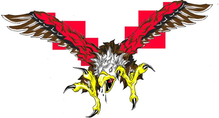 Eagle Tattoo Flash Clip art  eagle png download  700378