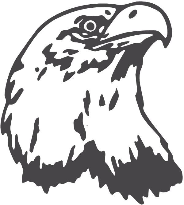 American Bald Eagle Stencils