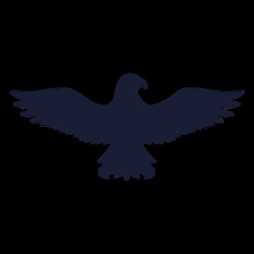 Eagle wing beak silhouette  Transparent PNG  SVG vector file