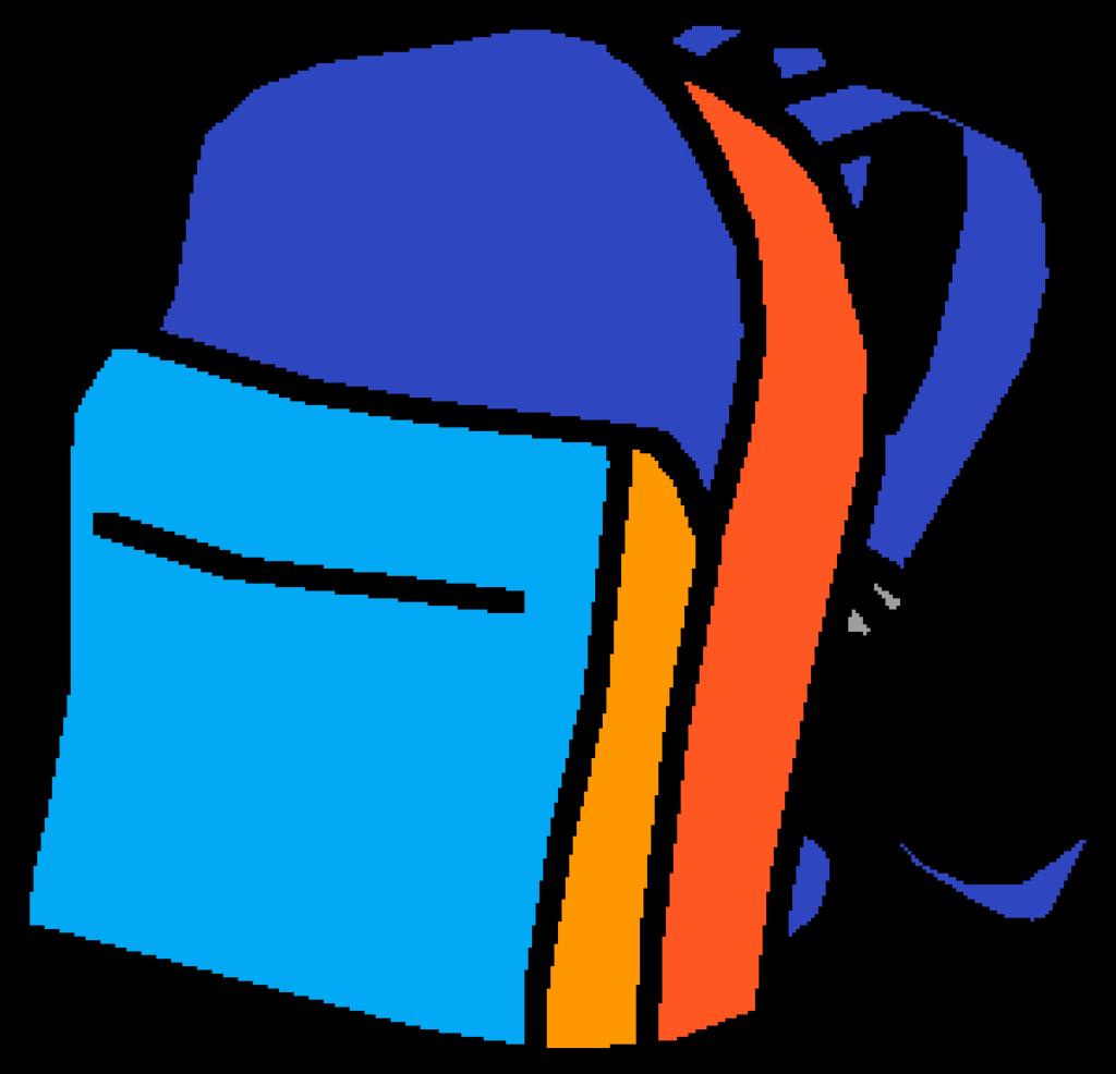 Backpack Uwu By Yourboimicro  Easy Drawing Of School Bag
