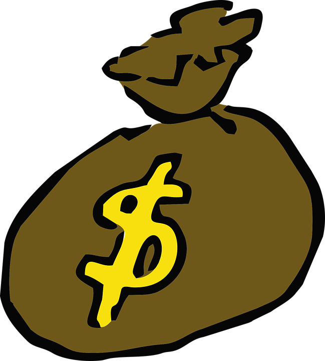cartoon money Money bag free pictures on pixabay png