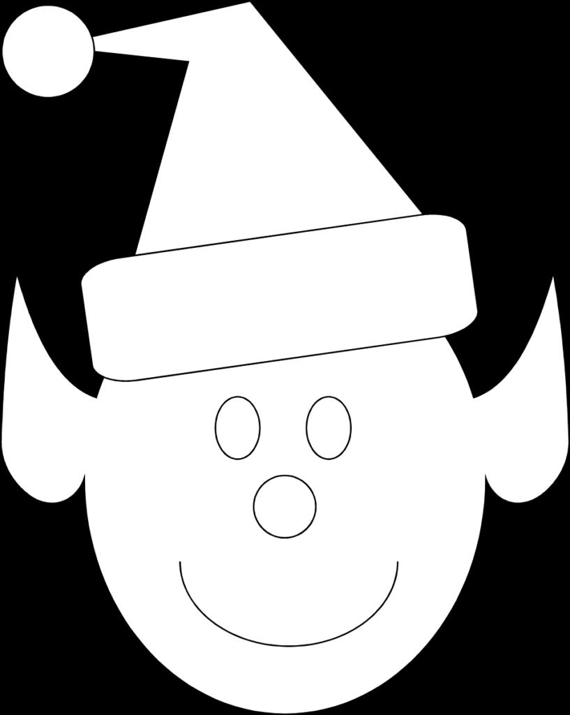 Elf  Free Stock Photo  Illustration of a Christmas elf