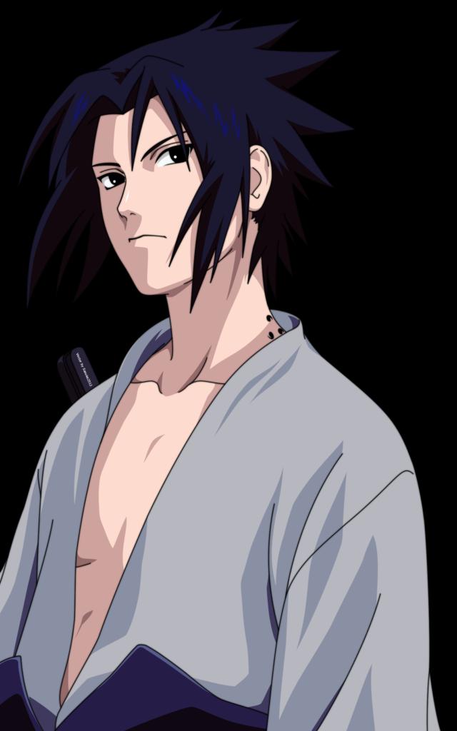 Download Uchiha Sasuke Transparent Picture HQ PNG Image