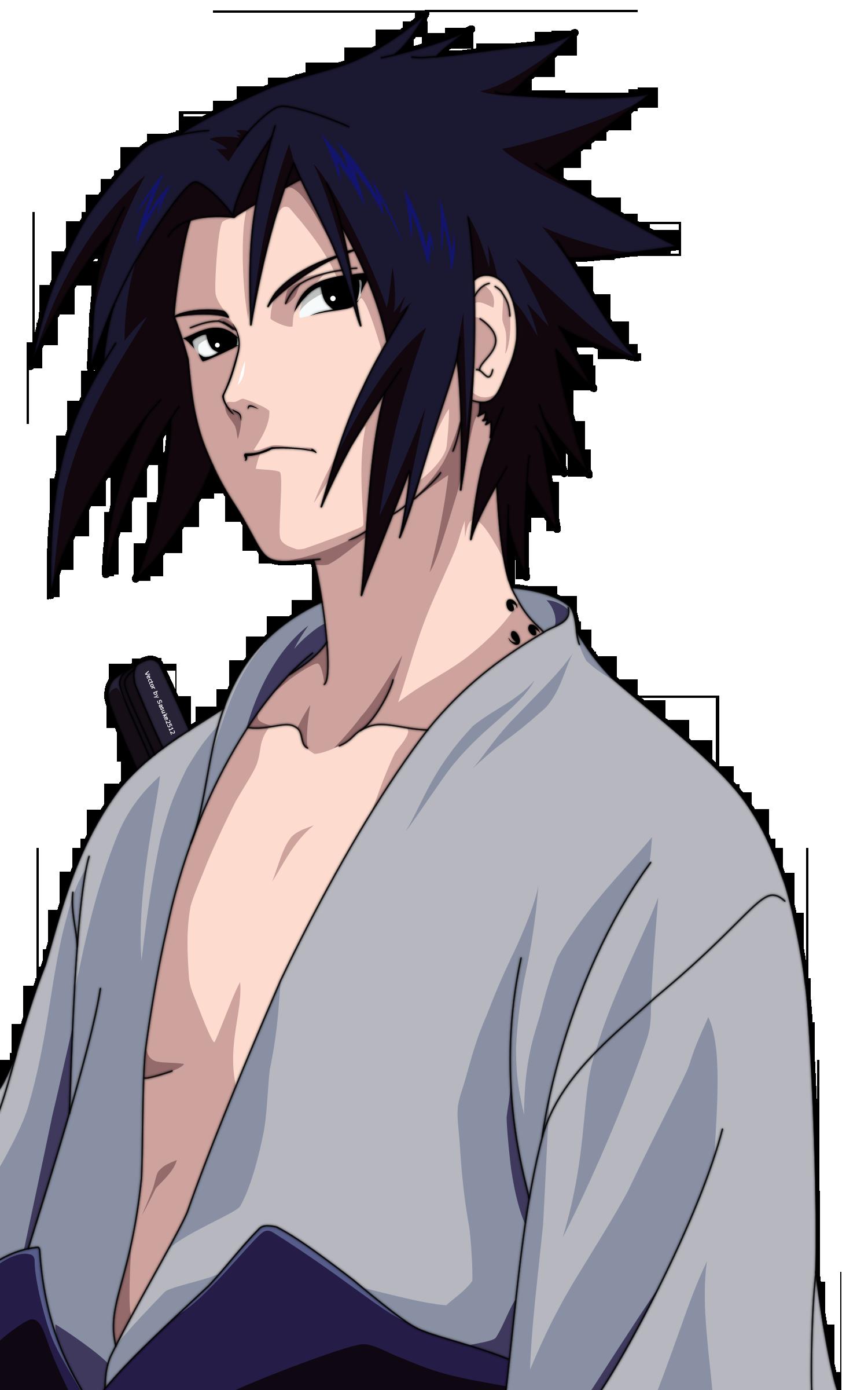 Download Uchiha Sasuke Transparent Picture HQ PNG Image ... - Emo Sasuke