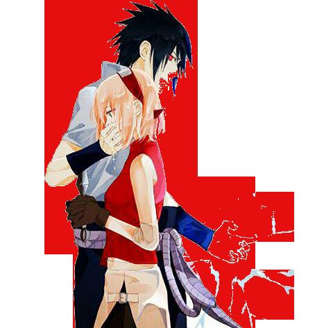 Sasuke y Sakura Render 21 by XMinamiPandaX on DeviantArt