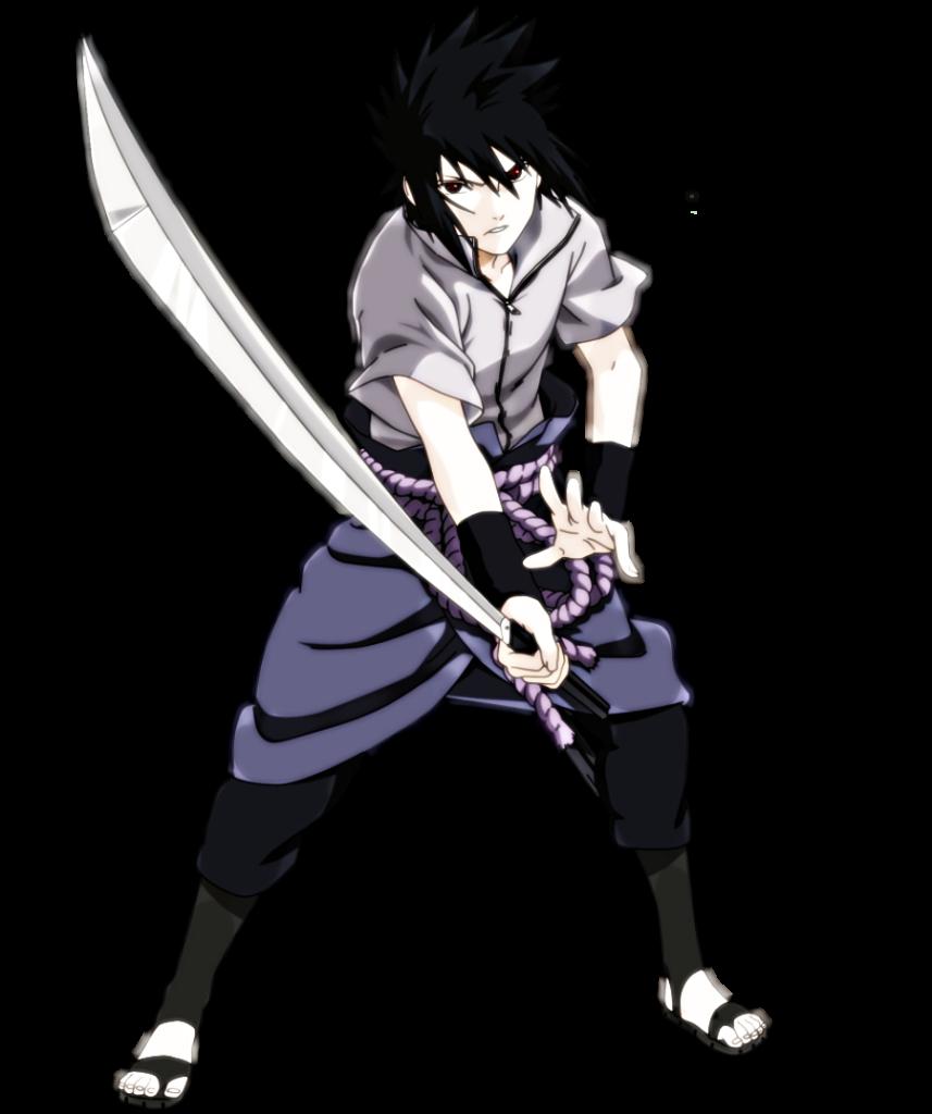 Squall vs Sasuke Whos more emo