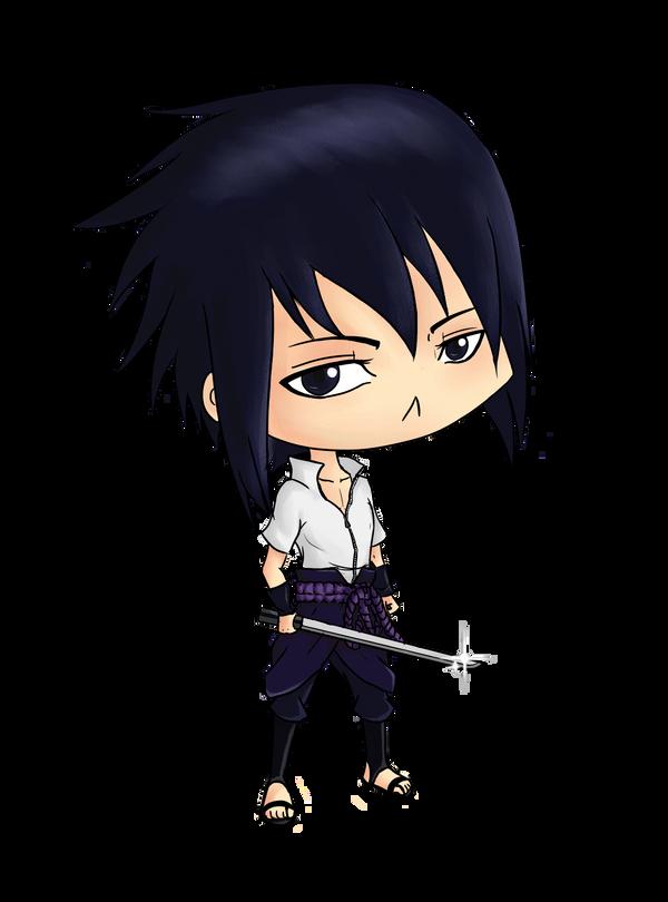 Sasuke Uchiha chibi by Rofer96 on DeviantArt - Emo Sasuke