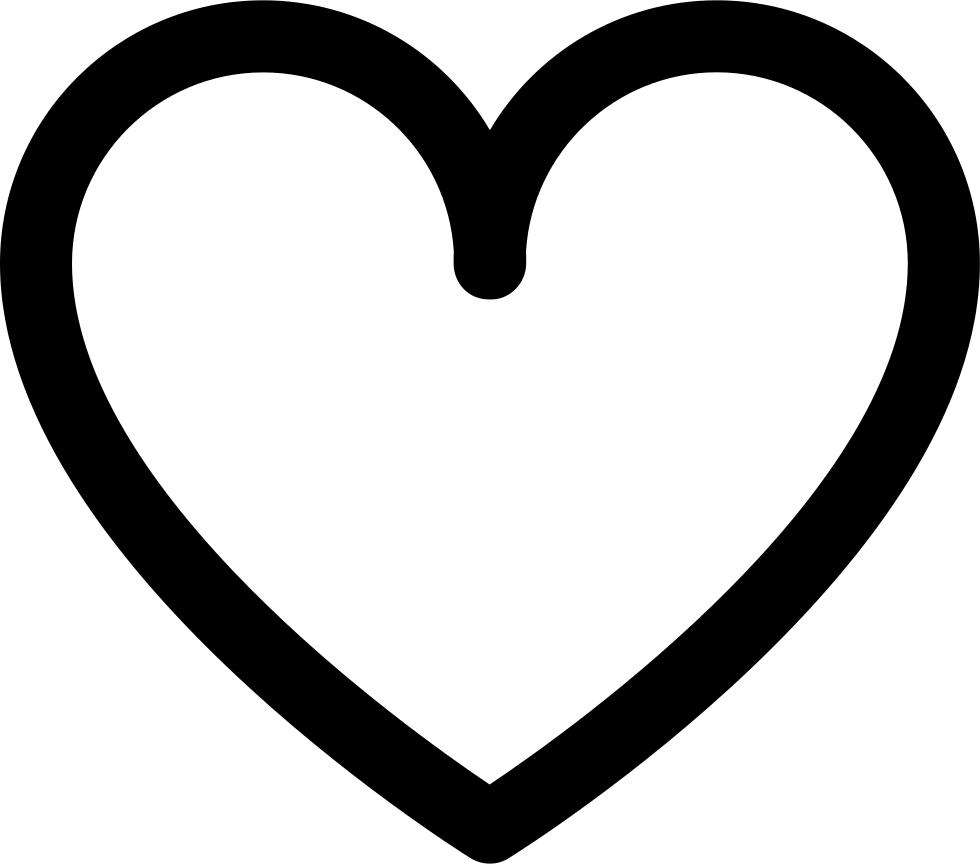 Fajarv White Heart Emoji Png
