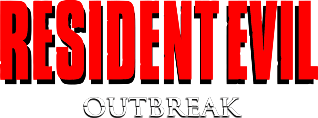 Logo for Resident Evil Outbreak by MitchZombie  SteamGridDB