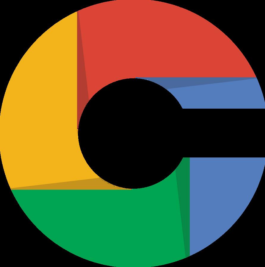 Google Chrome Icon Redesign (Better Version) by TK94732 on ... - Fake Google Logo