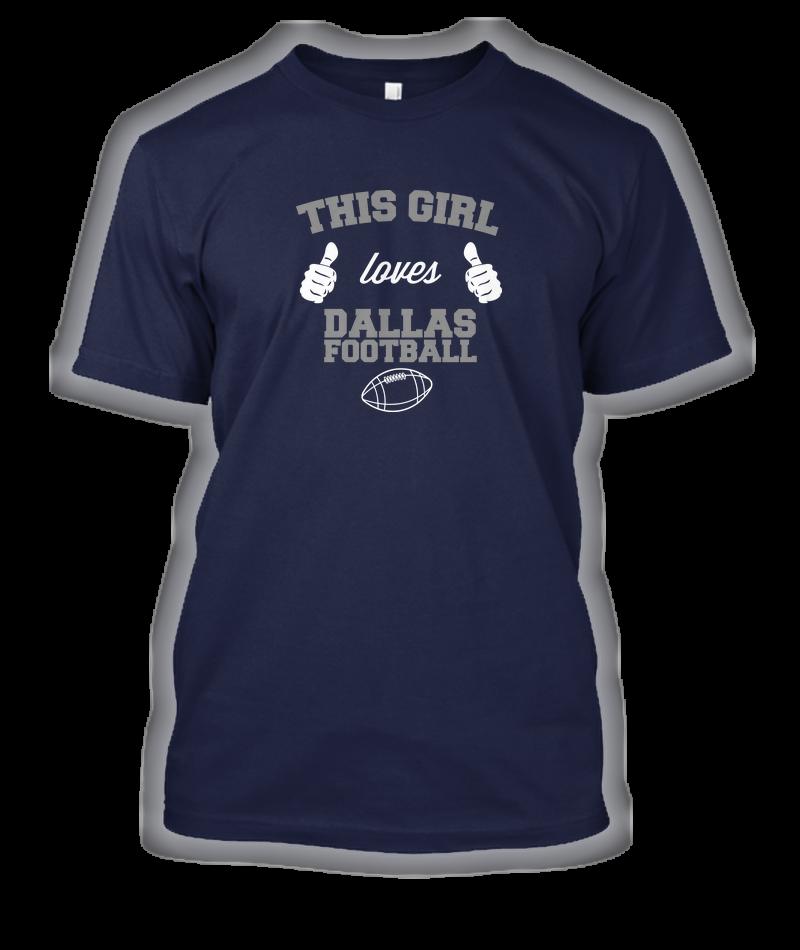 Gameday Tee  Long sleeve tshirt men Dallas football
