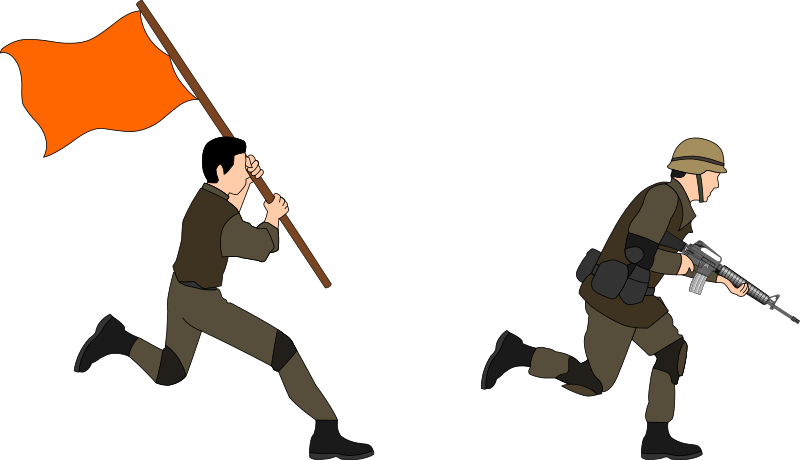 Soldier Saluting Cliparts  Free download on ClipArtMag