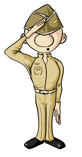 Free Military Female Cliparts Download Free Clip Art