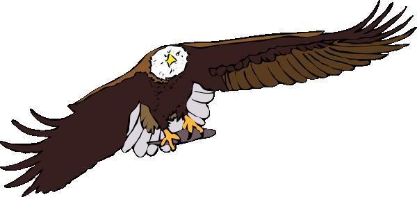 Aquila Frontale Clip Art at Clkercom  vector clip art