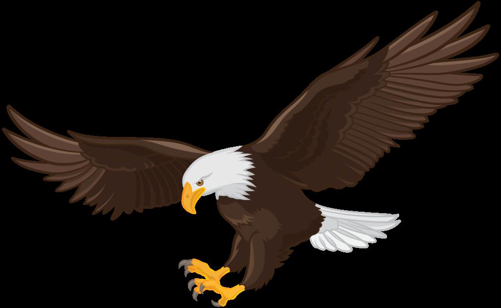 Eagle clipart dead Eagle dead Transparent FREE for