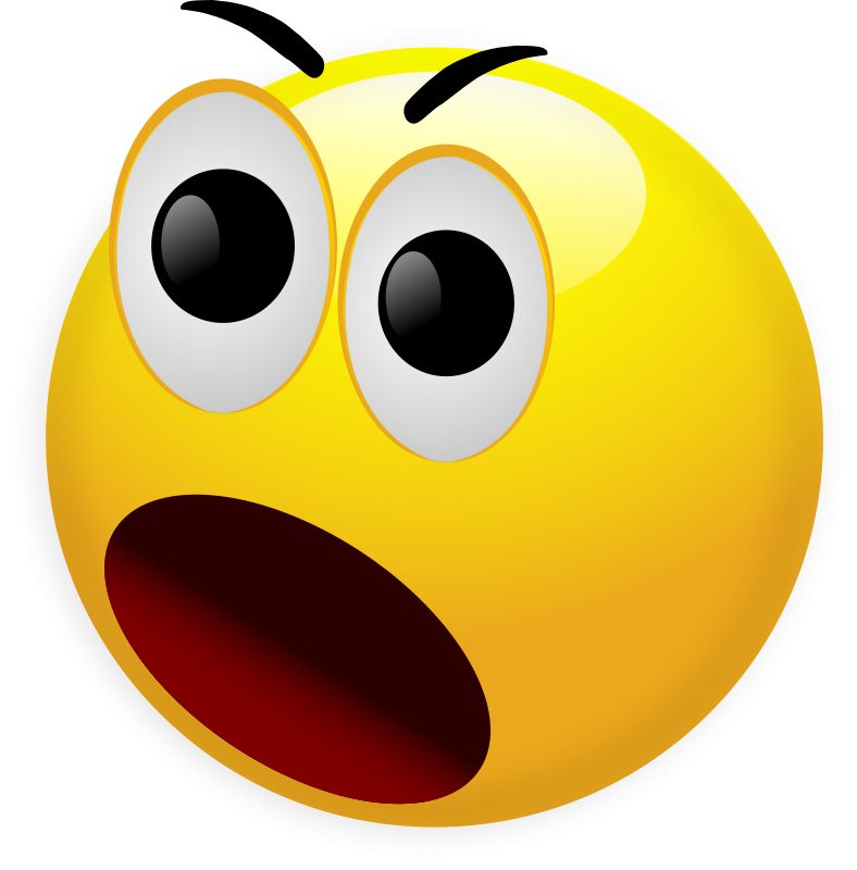 Smiley Face Clipart Emotions  Clipartsco