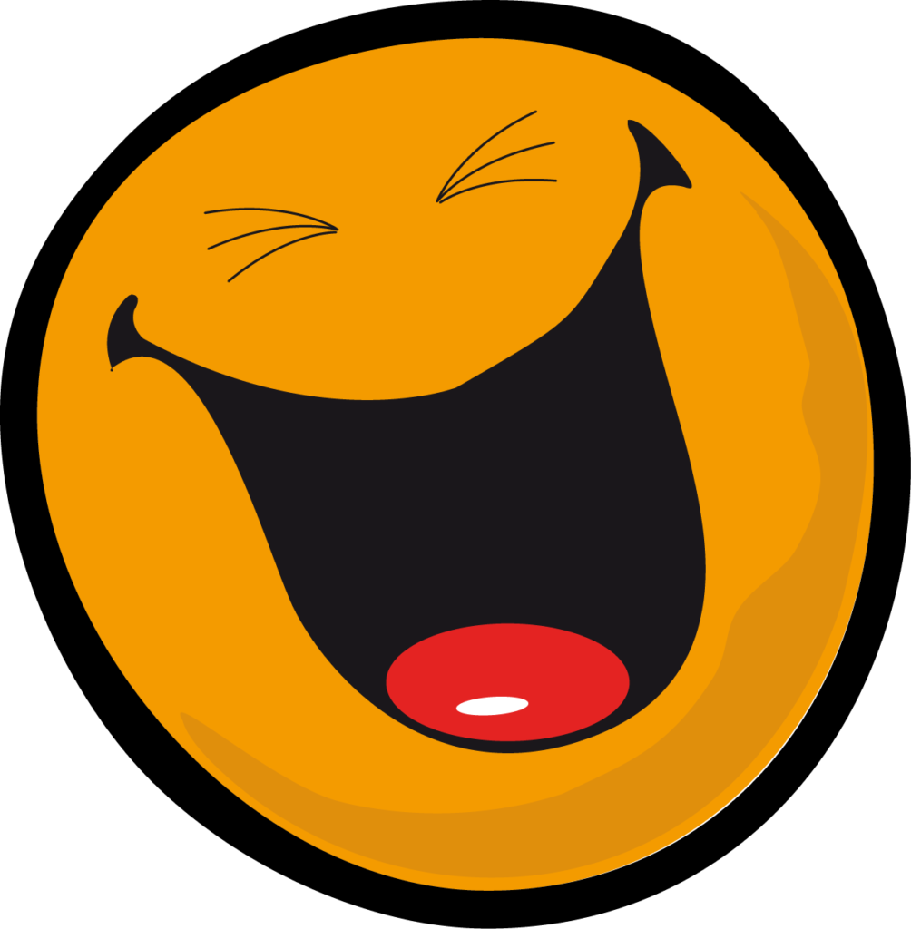Smiley Face Laugh  Free download on ClipArtMag