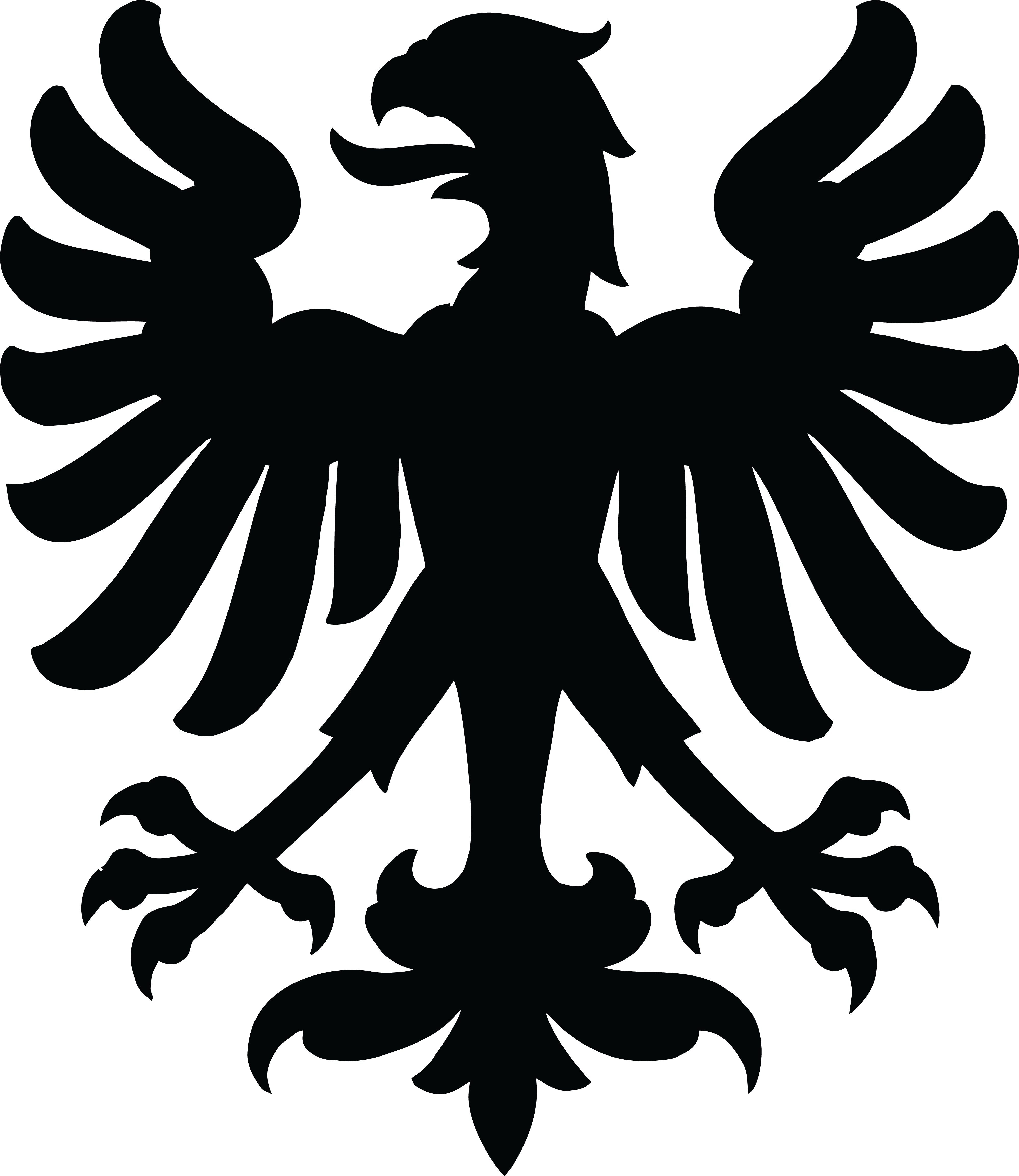 Bald Eagle Zurich Silhouette Clip art  pocketwatch png