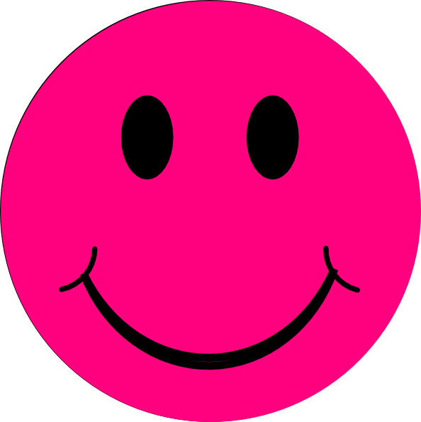 Smiley face small happy face clipart  Clipartix