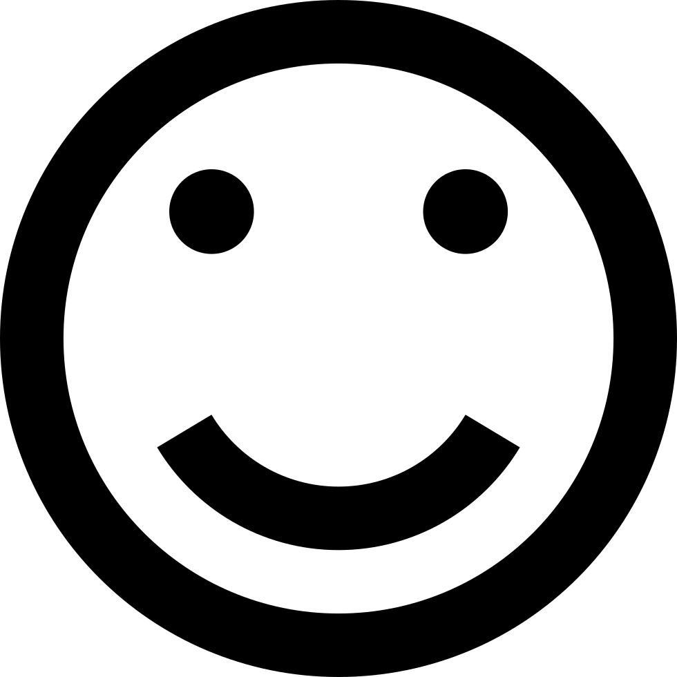 Smile Emoticon Smiley Face Svg Png Icon Free Download