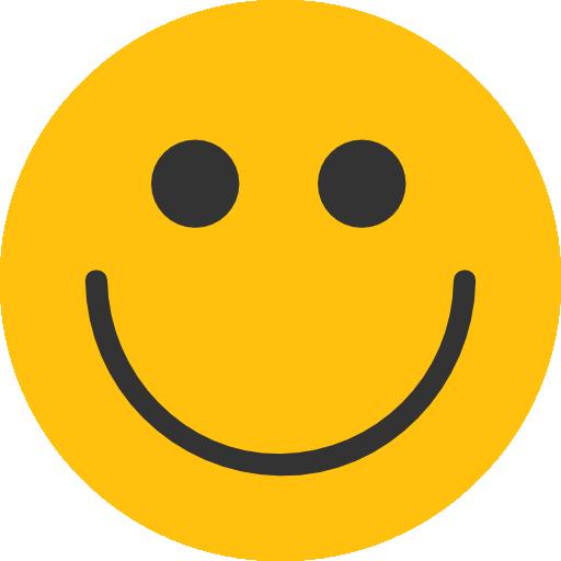 Happy  Free smileys icons
